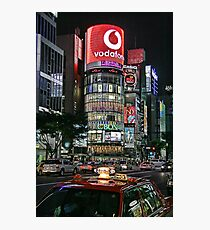 Ginza Lights Photographic Print