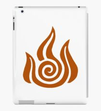 Firebender 3 iPad Case/Skin