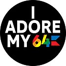 I Adore My 64 by Robert Bruce Anderson