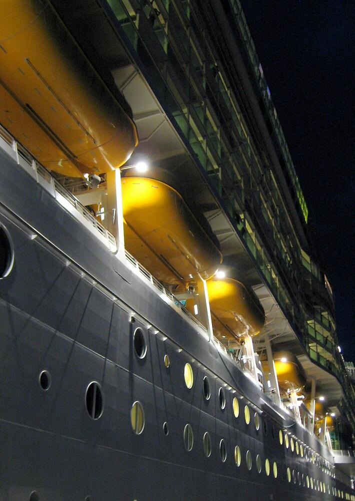shipside #2 by Richard Soderberg