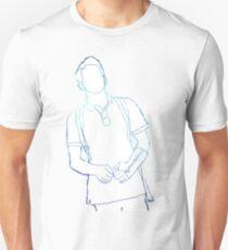 Evan Hansen Galaxy Silhouette T-Shirt