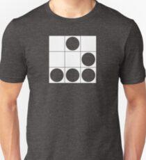 Game of Life Glider (Hacker Symbol) (white) T-Shirt