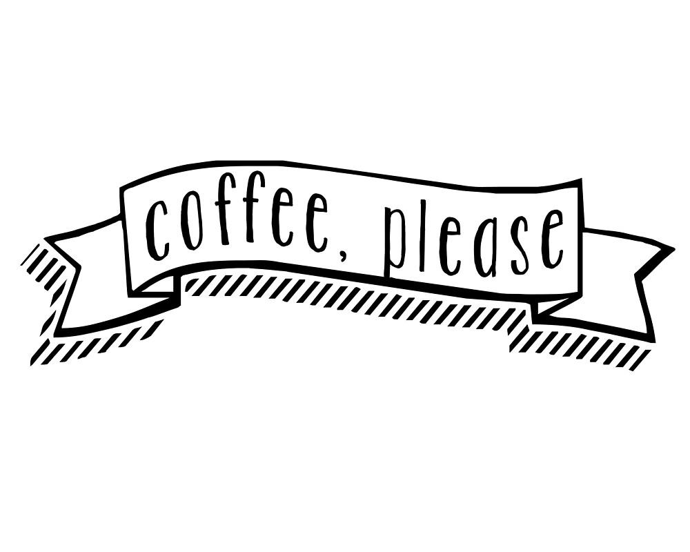 coffee, please by starkle