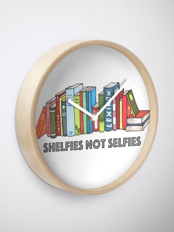 Vista alternativa de Reloj Shelfies No Selfies