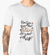 Stars are a part of us Men's Premium T-Shirt