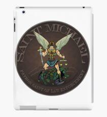Michael Law Enforcement  iPad Case/Skin