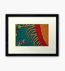 ARCADE DAYZ Framed Print