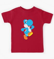 Light Blue Yoshi Kids Clothes