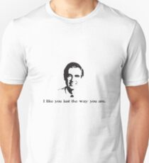 Mr. Rogers Quote Unisex T-Shirt