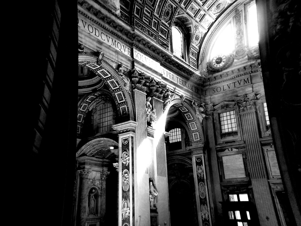 st peter's basilica by marbuk