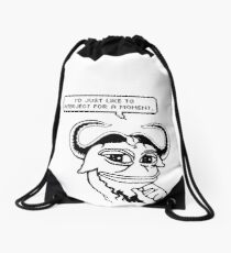 GNU/Linux Drawstring Bag