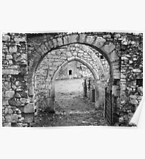 ARCHWAYS Poster