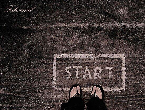 Start by Faheema Patel