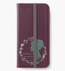 Obstinate Headstrong Girl iPhone Wallet/Case/Skin
