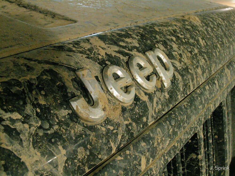 Jeep  by J. Sprink