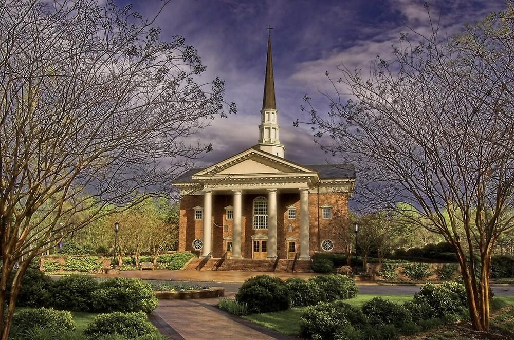 University Chapel by blutat2