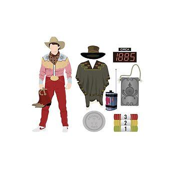 Regreso al futuro: Time Traveler Essentials 1885 de amandaweedmark