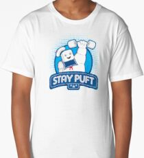 Stay Puft!  Long T-Shirt