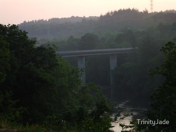 Green Summer by TrinityJade