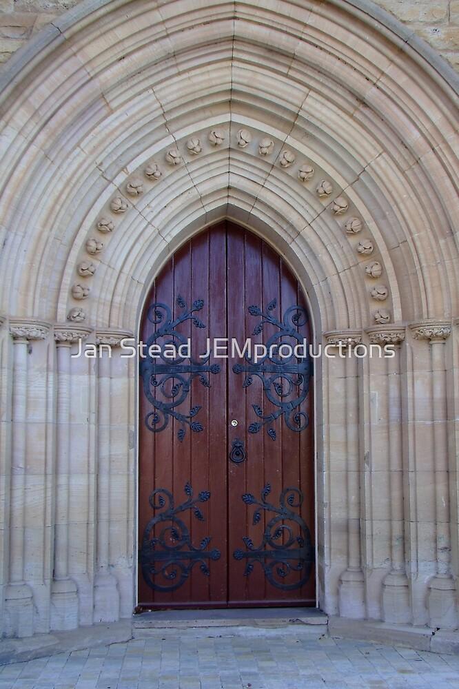 door bell by Jan Stead JEMproductions