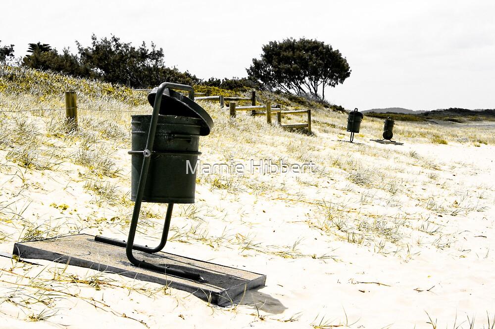 Beach Garbage by Marnie Hibbert