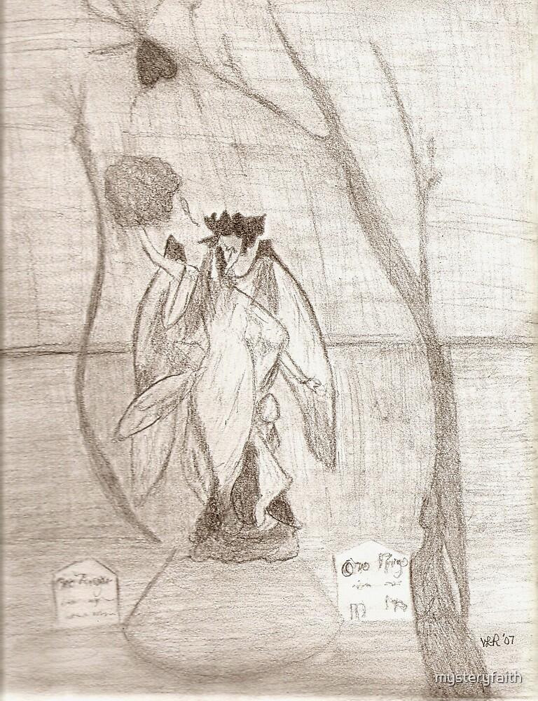 Heart of an Angel... by mysteryfaith