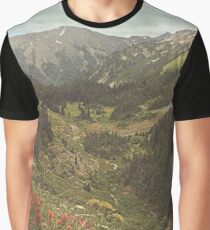 Go Camping Graphic T-Shirt