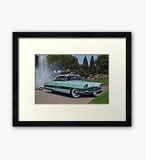 1956 Packard 400 Hard Top Framed Print