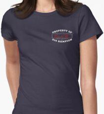 Scarlet - Rampion Crew Member Women's Fitted T-Shirt