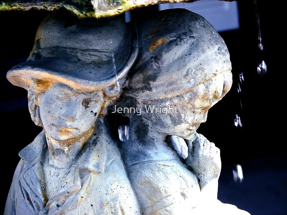 Mama's Fountain by Jenny Wright