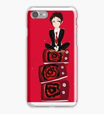 Adachi The TV King iPhone Case/Skin
