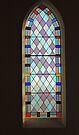 Glass Window in Beaconsfield Uniting by Graeme  Hyde