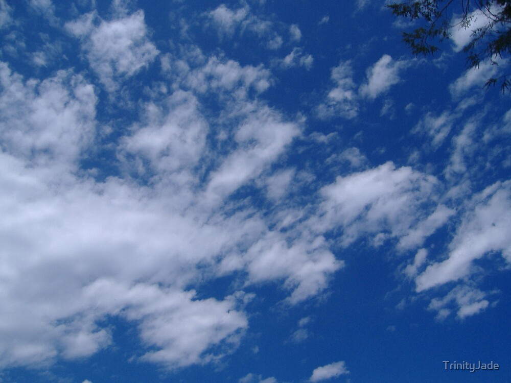 Cloudy by TrinityJade