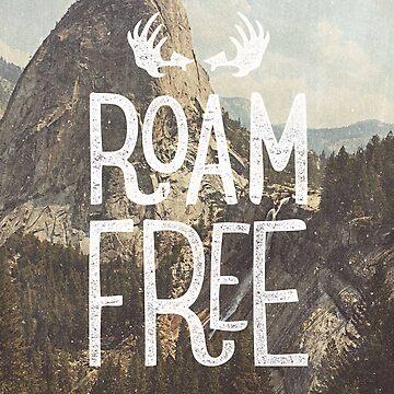 ROAM FREE de cabinsupplyco