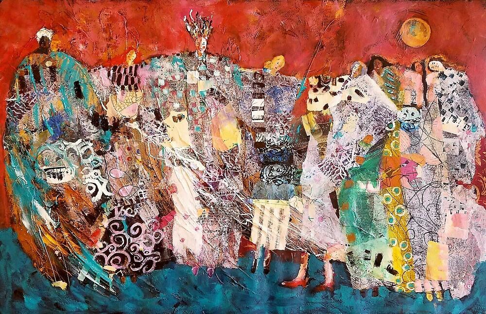 Lifes Rhythm by Sharon Welch