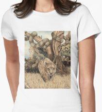 Smilodon & Titanoboa T-Shirt