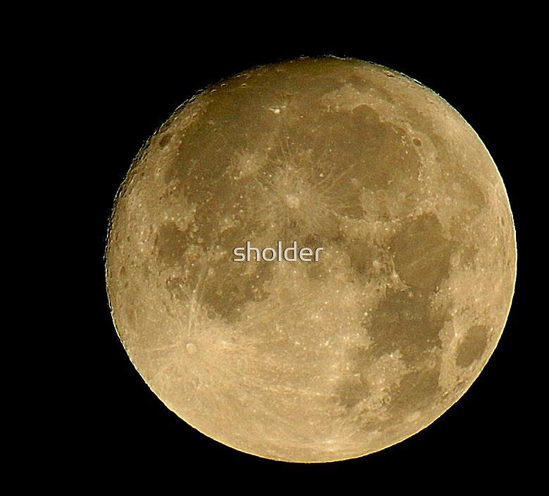 Moon Glow by sholder