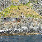 Tasman Island Arrival Point by Graeme  Hyde