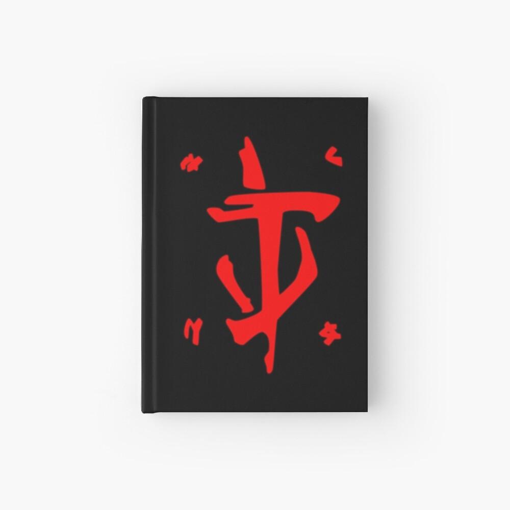 Mark of the Doom Slayer - Red Hardcover Journal