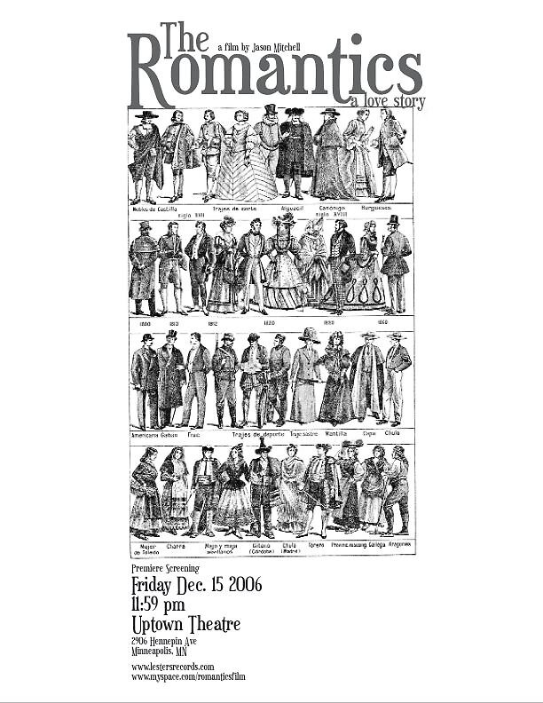 The Romantics Movie Poster (version 2) by AGoodman