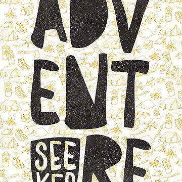 adventure seeker by cabinsupplyco