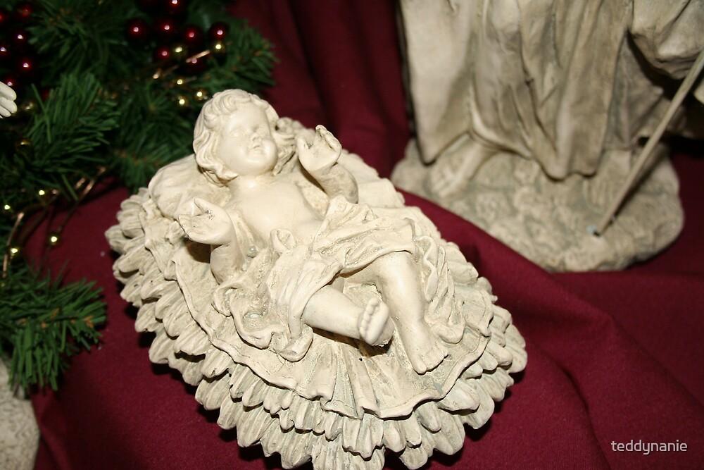 the baby JESUS by teddynanie