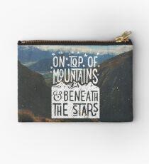 Bolso de mano En la cima de las montañas