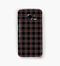Persona 5 - Shujin Academy Plaid Samsung Galaxy Case/Skin