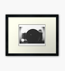 Vintage 35mm #2 Framed Print