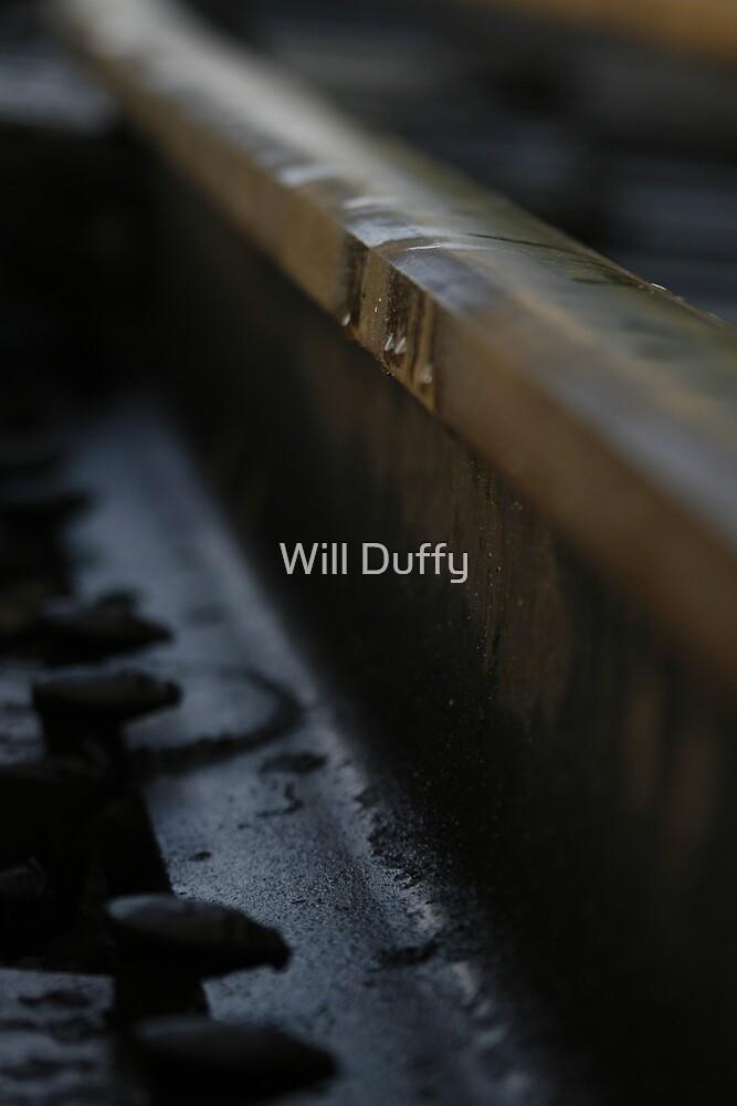 Wet Steel by Will Duffy