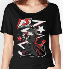 Persona 5 Women's Relaxed Fit T-Shirt