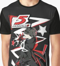 Persona 5 Graphic T-Shirt