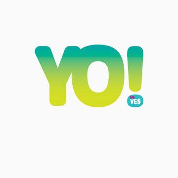 YO! more no than yes by dunk