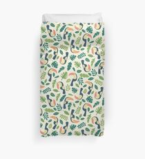 Toucans Duvet Cover